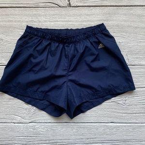 Adidas Blue Shorts Climacool Size Medium